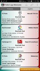 soccer mexican league screenshot 12