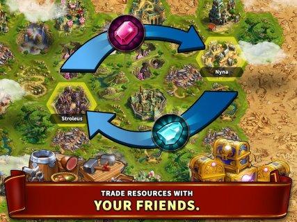 Elvenar screenshot 4
