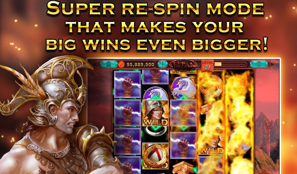 Titan Titans Slot Machine - Free Online 777igt Slots Game