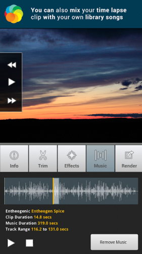 Lapse It • Time Lapse Camera screenshot 4