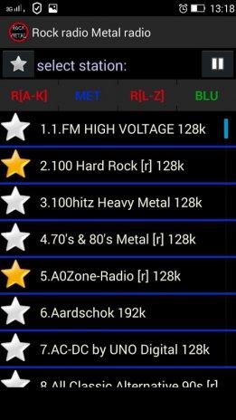 Heavy metal radio hard rock radio for android apk download.