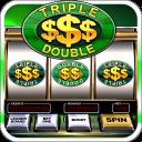 Slot Machine: Free Triple Double Gold Dollars