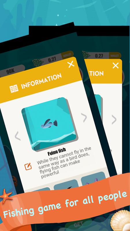 Go fishing! - Win Real Money! screenshot 1