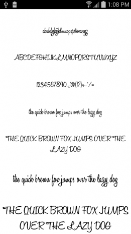 Fonts for FlipFont 50 #9 3 23 0 Download APK for Android - Aptoide