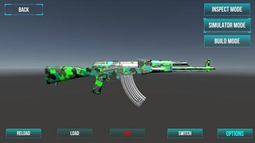 3D Ultimate Gun Simulator Builder screenshot 6