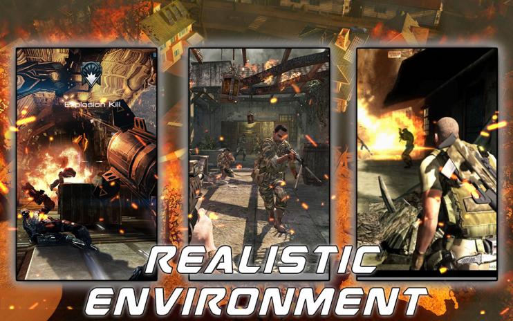 Sniper Fury 3D Shooting Assassin Gun Killer Games 1 0 0