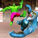 Angry Bear Smasher Attack: Monster City Rampage