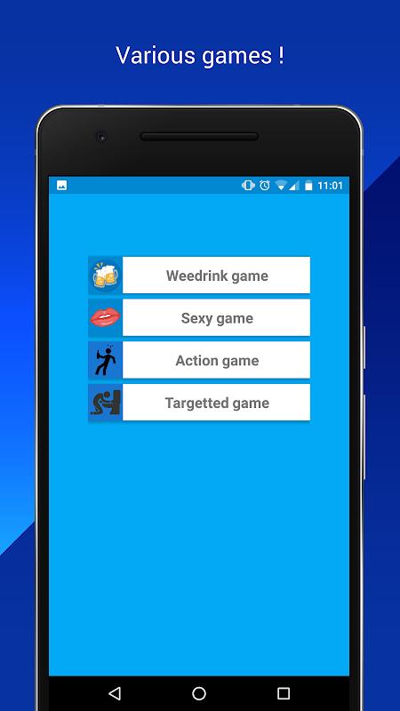 WeeDrink - Drinking Game screenshot 2