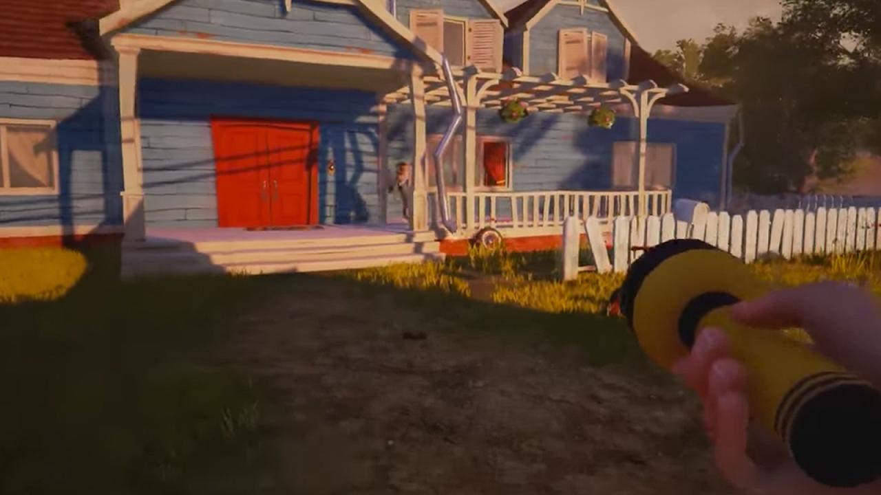 Hello Neighbor Videos - GameSpot