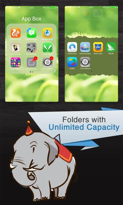 successful Amigos com App just me