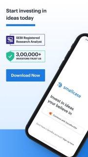 smallcases on Zerodha - Invest in portfolios screenshot 6