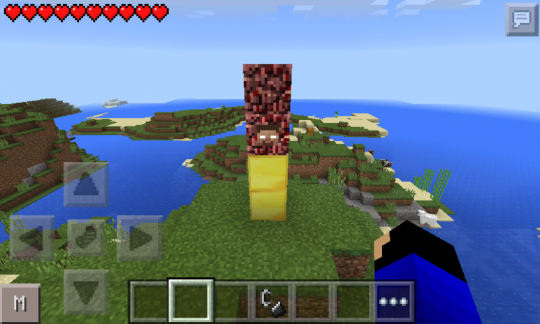 herobrine mod for mcpe 1 0 download apk for android aptoide
