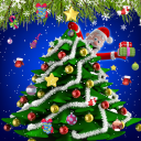 Tree Decoration Xmas : Christmas Game