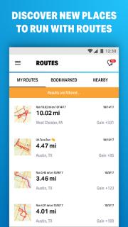 Run with Map My Run screenshot 3