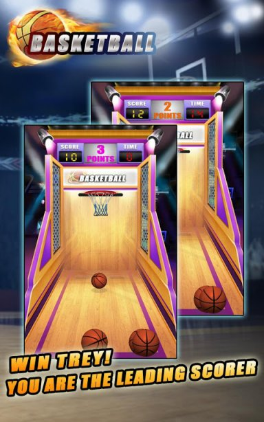 basketball shot game free download