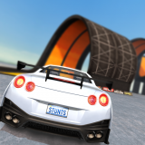 Car Stunt Races Icon