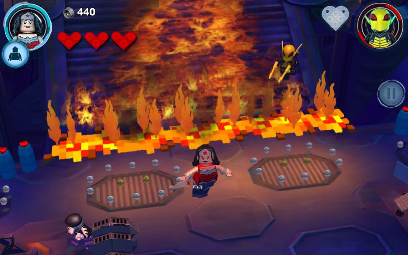 LEGO ® Batman: Beyond Gotham screenshot 12