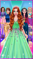 👗 Sophie Fashionista - Dress Up Game Screen