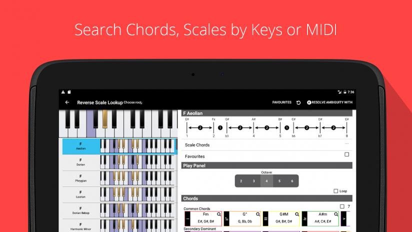 Piano Chord Scale Progression Companion 6261025 Download Apk For