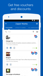 Zapper screenshot 1