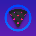 Baked - Dark Android Pie Icon Pack