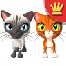 Talking 3 Friends Cats AdFree Icon