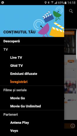 Orange TV Go 7 2 Загрузить APK для Android - Aptoide