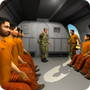 军队 罪犯 运输 飞机: 囚犯 运输