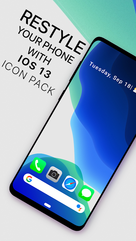 Ios 13 Icon Pack 1 3 Download Android Apk Aptoide
