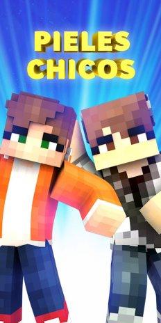 Skins Para Minecraft PE Descargar APK Para Android Aptoide - Descargar skins para minecraft pe android gratis