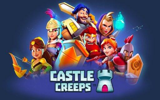 Castle Creeps TD screenshot 8