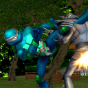 Shadow Turtle Heroes Ninja Rage