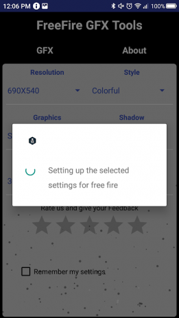 GFX Tool - Free Fire Booster 0 5 Download APK for Android
