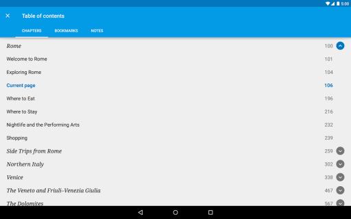 Google Play Books screenshot 9