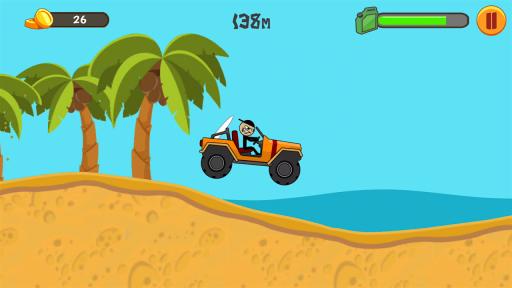 Stickman Surfer screenshot 14