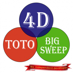SG 4D, Toto, Big Sweep 1 12 11 Download APK for Android