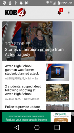 KOB 4 Eyewitness News v4 33 2 3 Download APK for Android - Aptoide