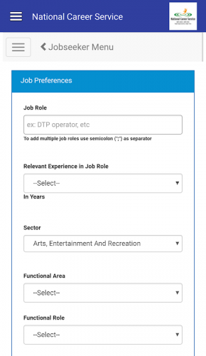 National Career Service Ncs 1 4 05 Download Android Apk Aptoide