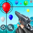 Air Balloon Shooting Games PRO: Sniper Gun Shooter