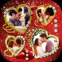 Love Collage Photo Editor : Photo Frame & Locket