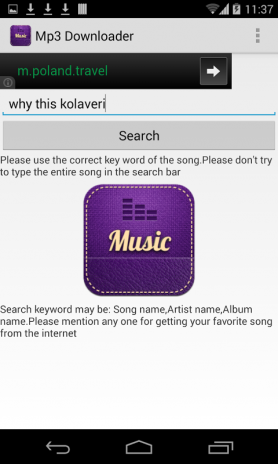music mp3 downloader pro
