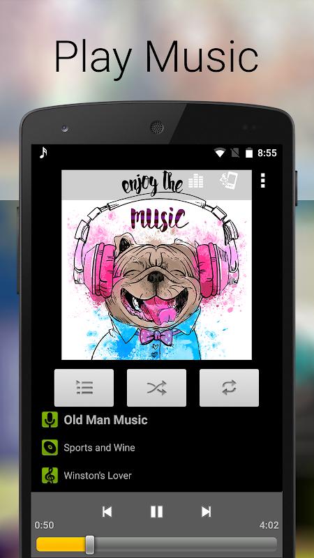 Musik screenshot 2