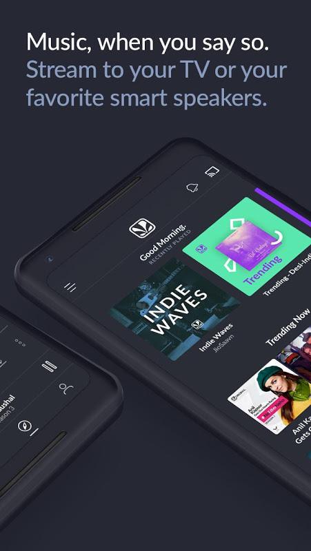 JioSaavn Music & Radio – including JioMusic screenshot 6