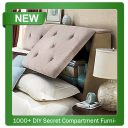 1000+ DIY Secret Compartment Furniture Ideas
