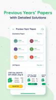 Exam Preparation App: Free Mock Test, Live Classes Screen