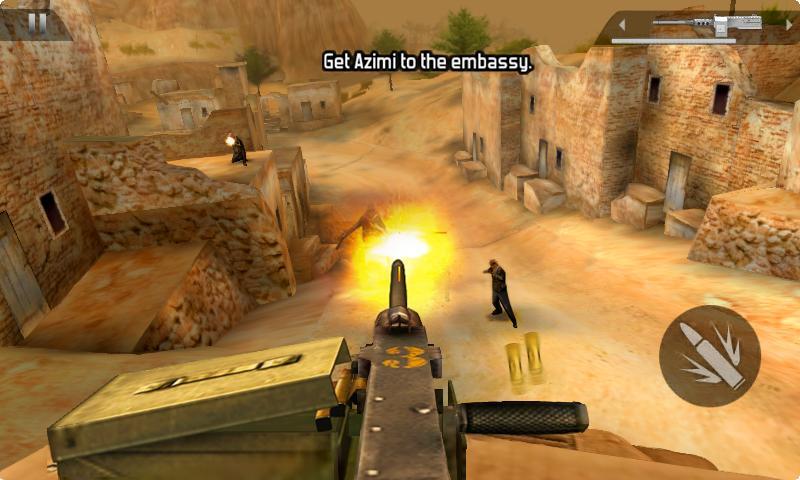 modern combat 2 black pegasus 3.3.7 apk