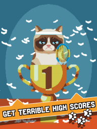 Grumpy Cat's Worst Game Ever screenshot 3
