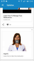 Medisafe Meds & Pill Reminder Screenshot