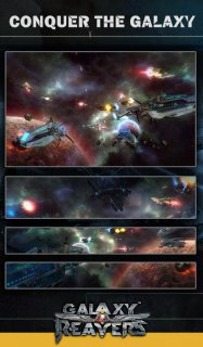 Galaxy Reavers - Space RTS screenshot 11