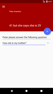 Peter Answers screenshot 4